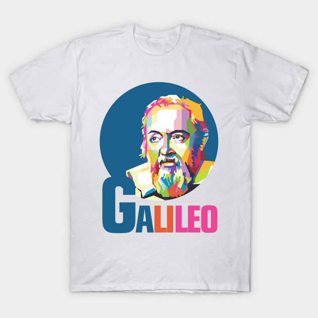 2cfc22f90 GALILEO - Environmental - T-Shirt | TeePublic