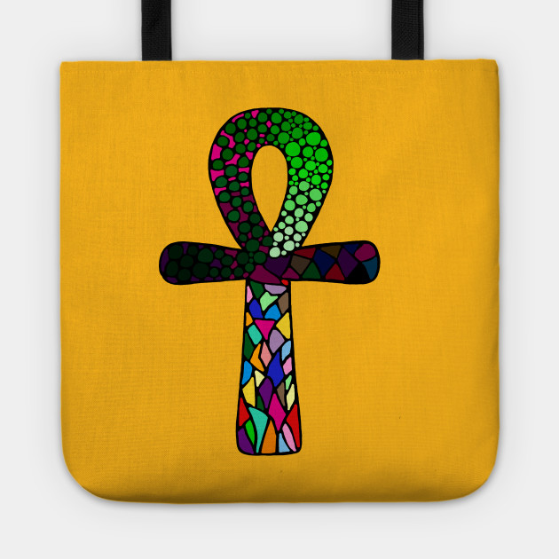 Colorful Ankh