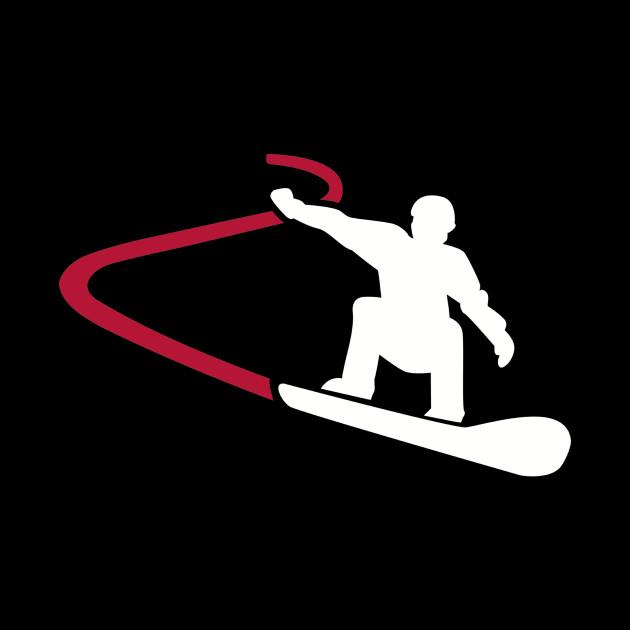 Pin auf Snowboarding!