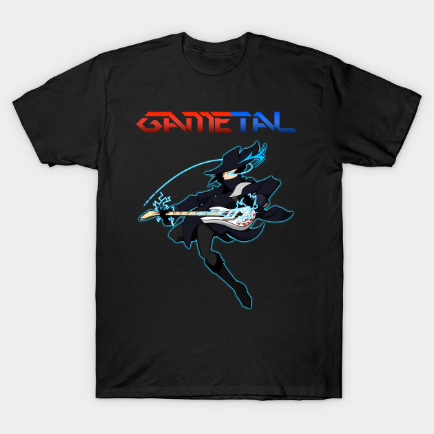 GaMetal #1 T-Shirt-TOZ