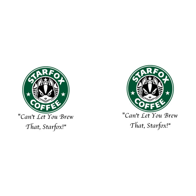Starfox Coffee (Superior Coffee Mug Edition)