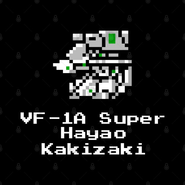 8bit DYRL VfF-1A Super Hayao GERWALK