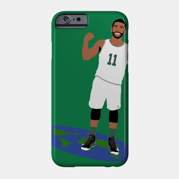 Boston Celtics Kyrie Irving Jersey 11 iphone case