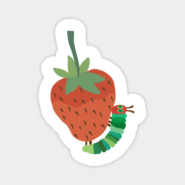 The very hungry caterpillar - Strawberry