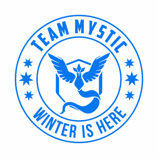 Team Mystic Pokemon