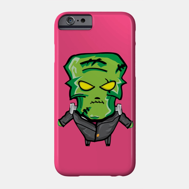 Assets Characters Frankenstein Game Halloween Phone Case