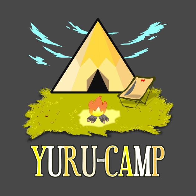YURUCAMP▲ Laid Back Camp-ing