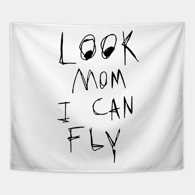 Look Mom I Can Fly astroworld
