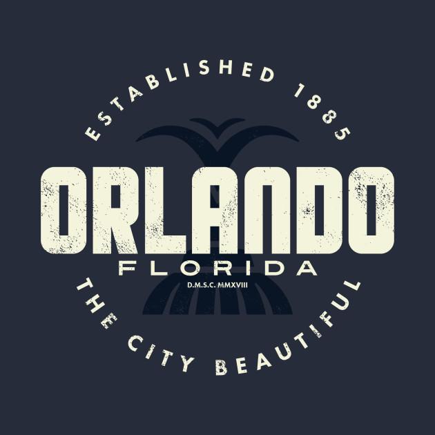 Orlando, Florida - Fountain