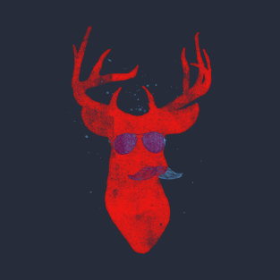 Oh Deer t-shirts