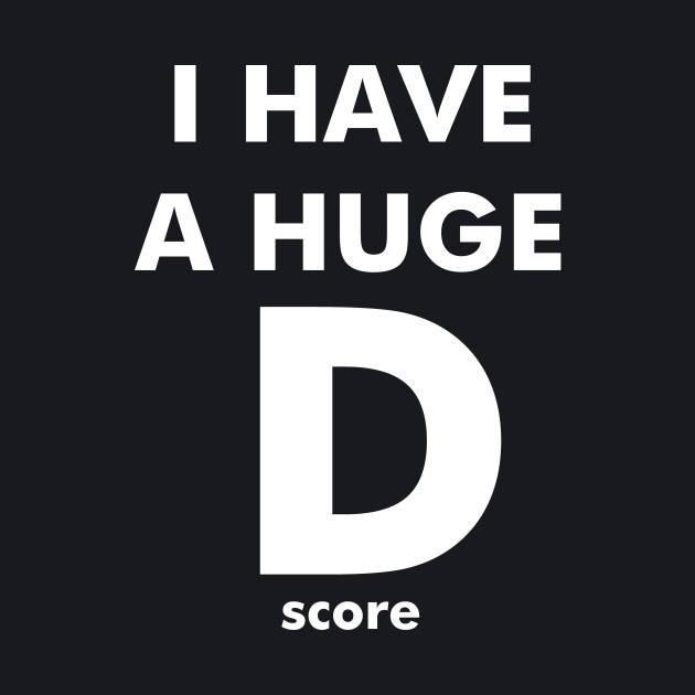 D score