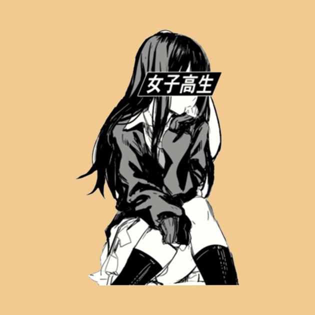 STARE - Sad Japanese Aesthetic