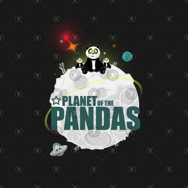 Planet Of The Pandas