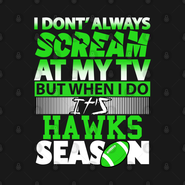 Screaming For Seahawks Season
