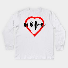 Anti Valentines Day Kids Long Sleeve T Shirts Teepublic