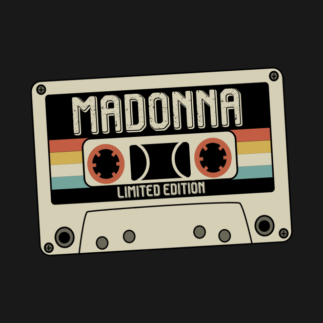 Madonna - Limited Edition - Vintage Style