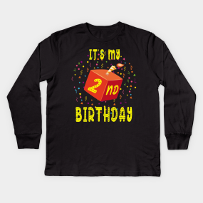 Main Tag 2 Years Old Kids Long Sleeve T Shirt