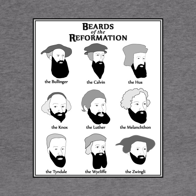 Beards of the Reformation (v1)
