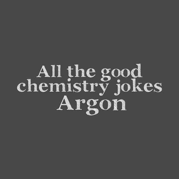 chemistry jokes for kids