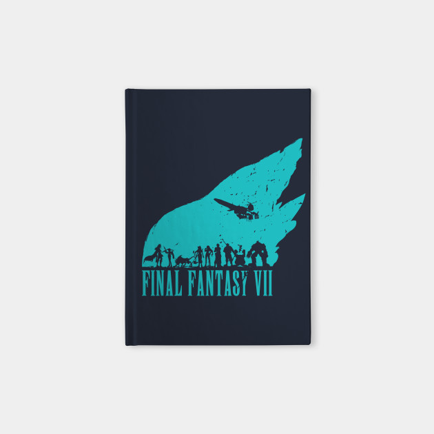 Final Fantasy 7 - Turquoise