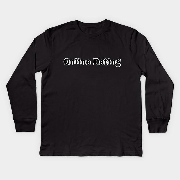 online dating t-paita
