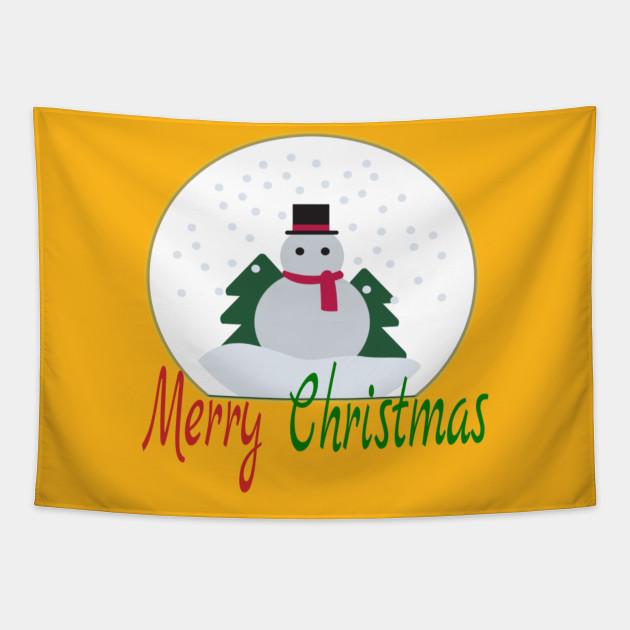merry Snowman christmas