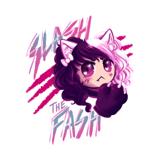 Slash the Fash! t-shirts