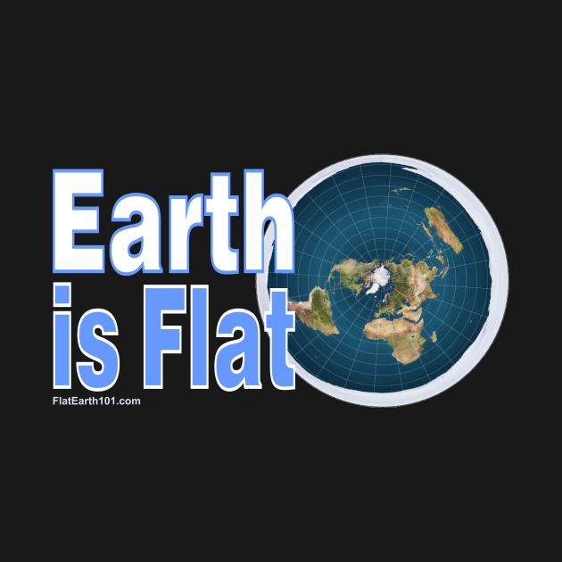 Earth is Flat - Flat Earth Map
