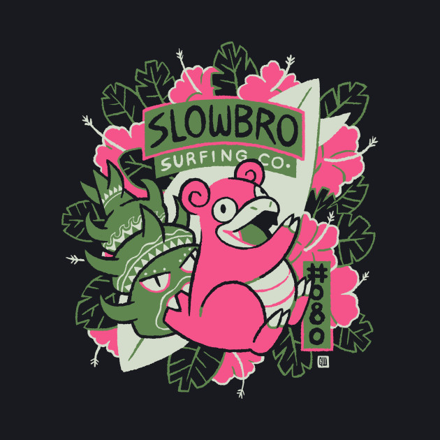 Slowbro Surfing Co.