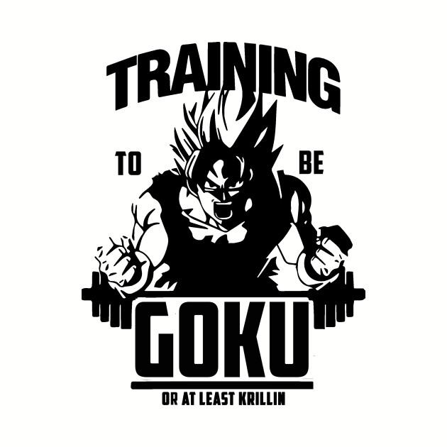 Training To Be Goku