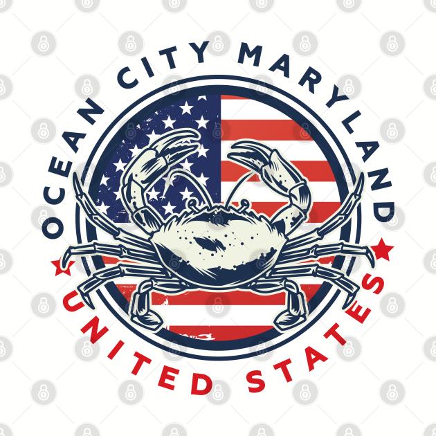 Ocean City Maryland United States