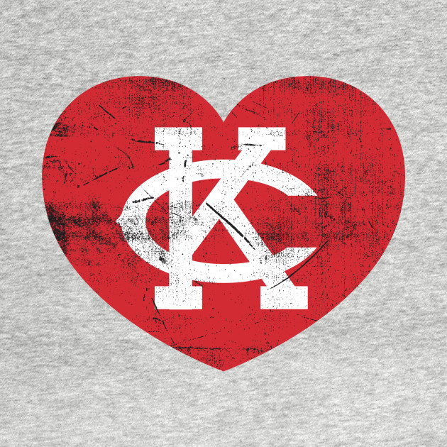 I LUV KC RED