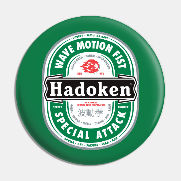 Hadoken - Beer Style for Fighter of Street