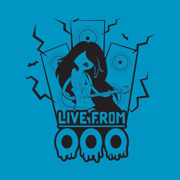 Marceline on Tour (Black)