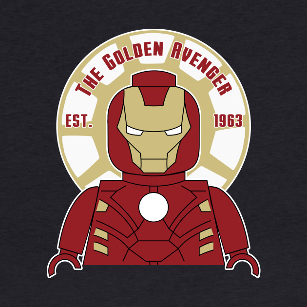 The Golden Avenger