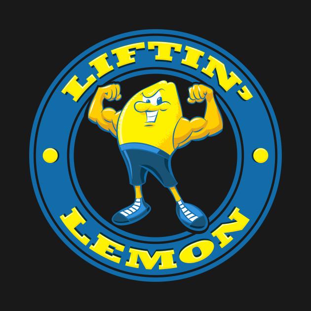 Liftin' Lemon BLUE