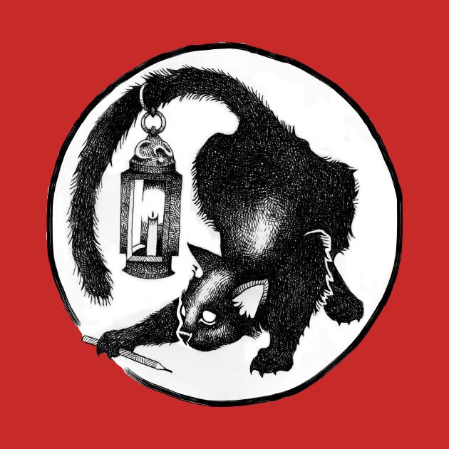 Black Cat Magazine Logo