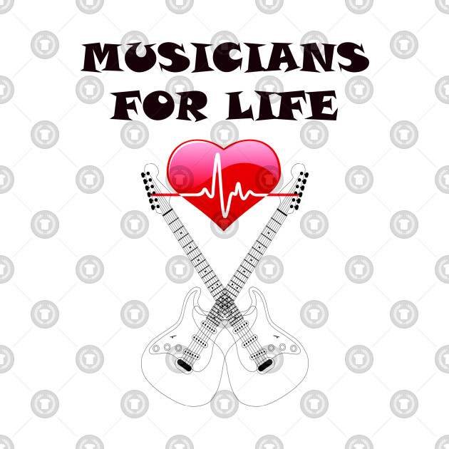 MUSICIANS FOR LIFE