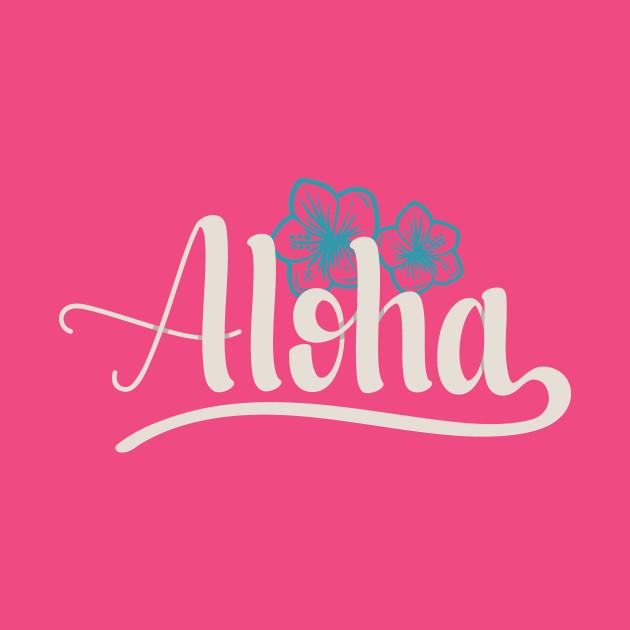 Aloha Hawaiian Hibiscus