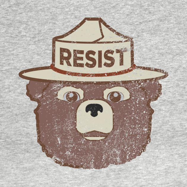 Alt National Park Service | Resist