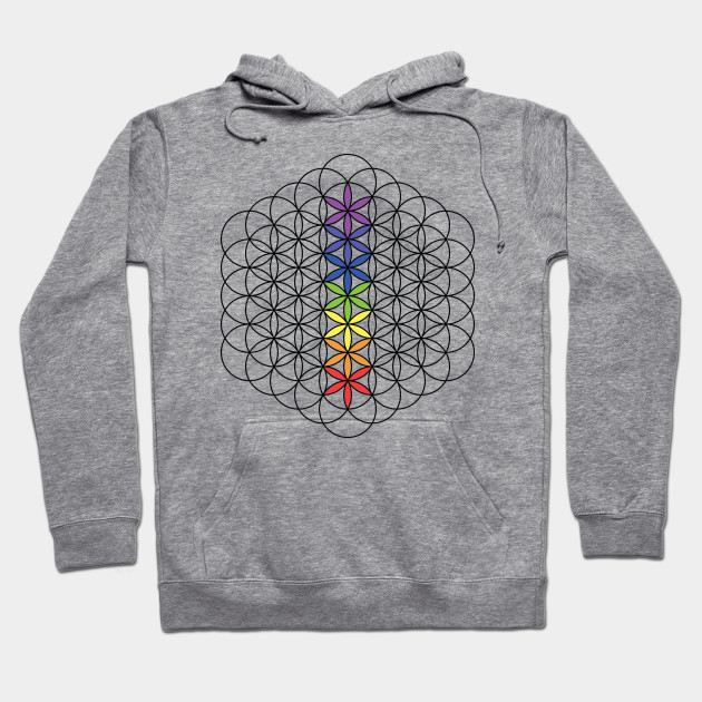 Flower Of Life Chakra System