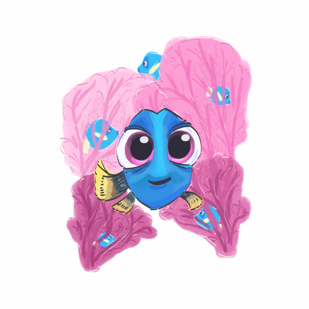Baby Dory (Finding Dory)