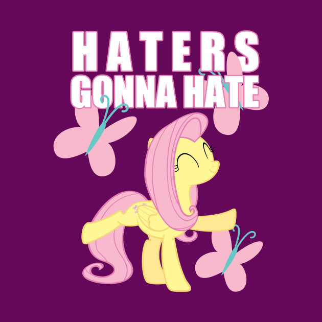 Butterflies and Haters