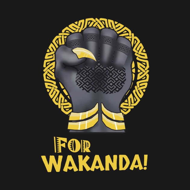 For Wakanda!
