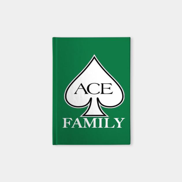 super popular 7df73 f153c ace family logo