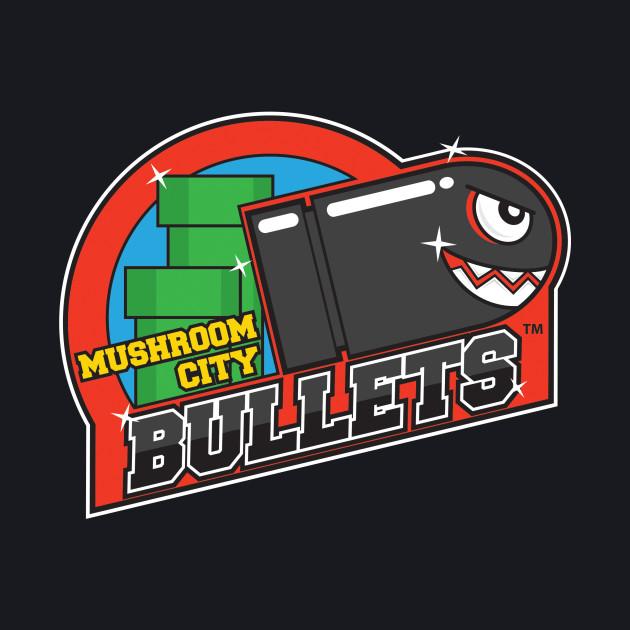 Mushroom City Bullets