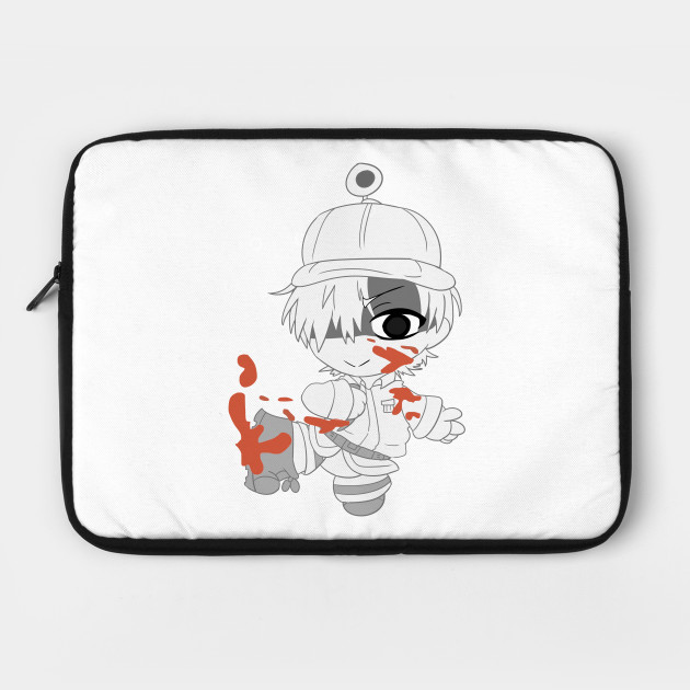 Chibi Cells at Work White Blood Cell