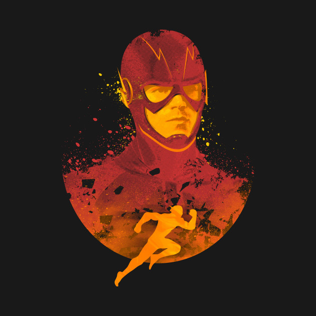 The Flash Run, Barry, Run