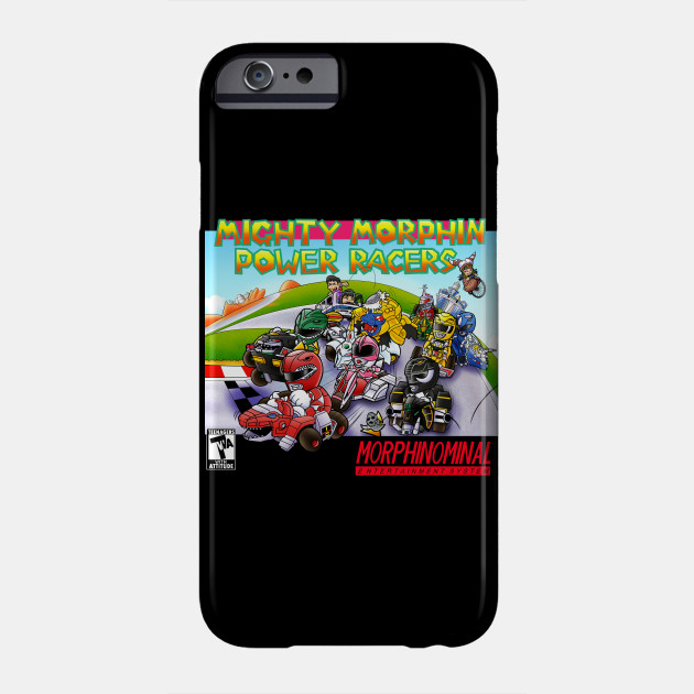 Mighty Morphin Power Racers