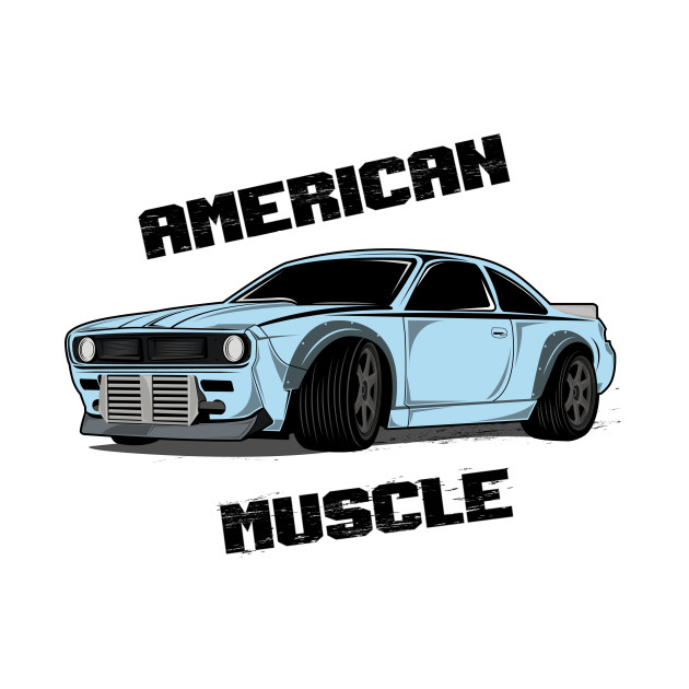 American Muscle The Challenger